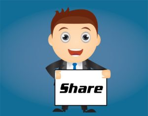 share influence